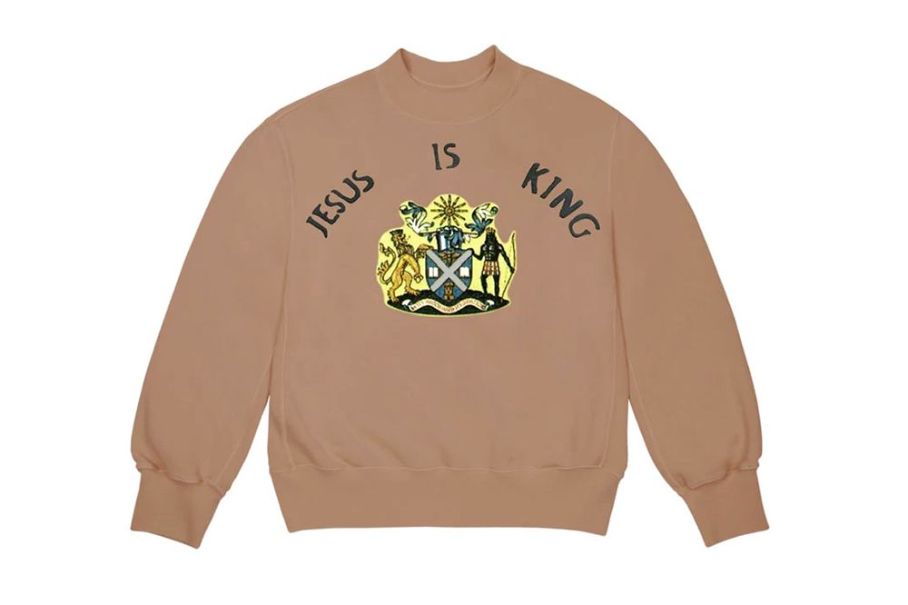 Kanye West Drops Jesus Is King Merch For Sunday Service In Kingston Jamaica In 2020 Kanye West Kanye Jesus Is King Kanye