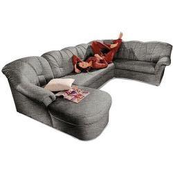 Photo of Sala de estar de la colección Domo Muebles tapizados de Domo