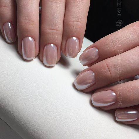 Accurate nails, Beige shellac, Body nails, Luxurious nails, Nails of natural  shades, Natural nails, Office nails, Plain nails - Nail Art #3615 - Best Nail Art Designs Gallery Pinterest Office