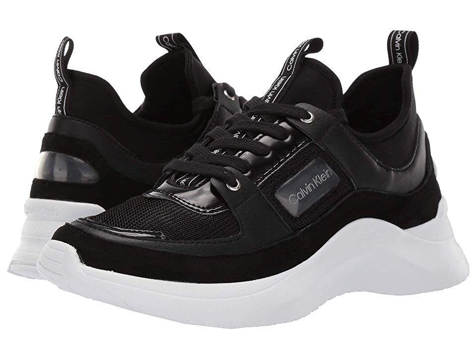 Calvin Klein Ultra (Black Neoprene/Mesh
