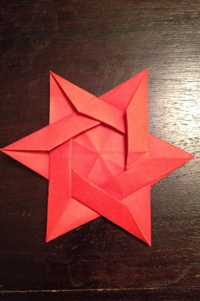 Fred Rohm's Star of David | From a square turned into a hexa… | Flickr | 960x640