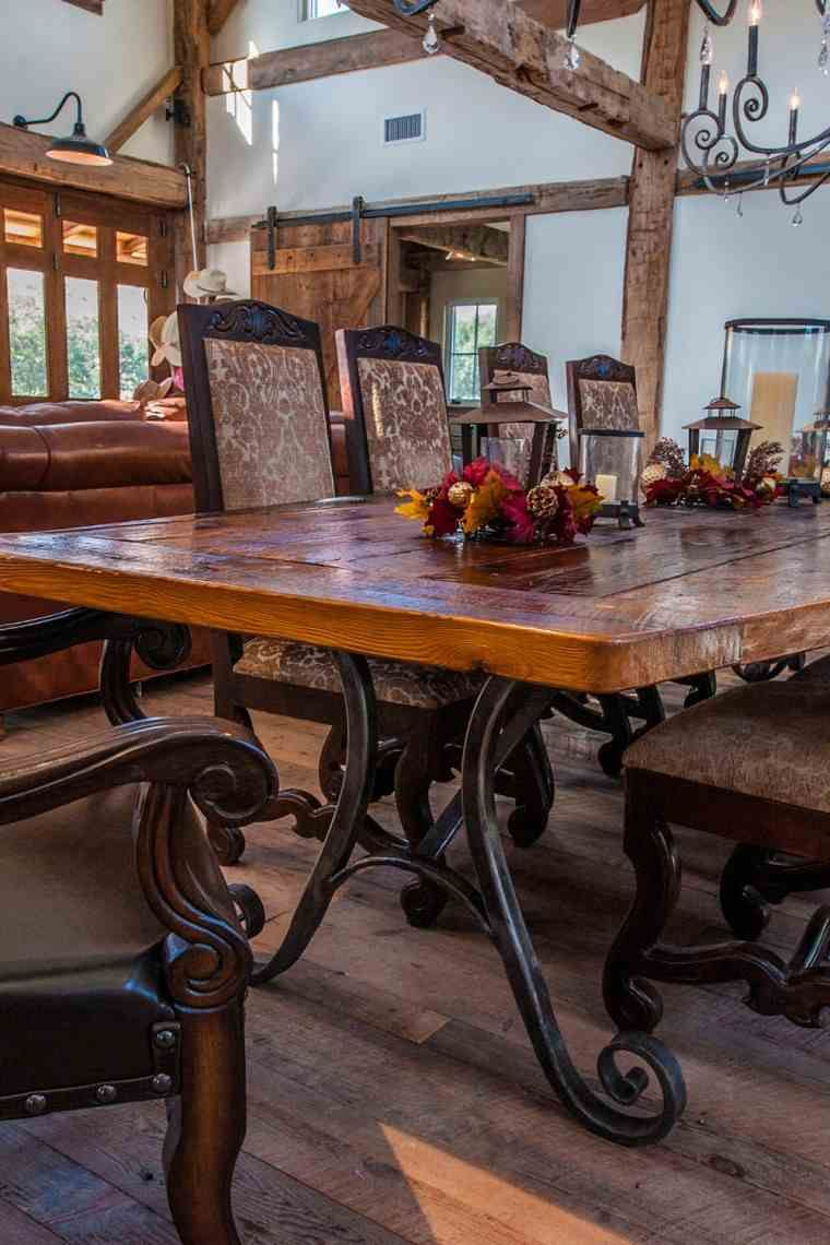 Hand Forged Hardware Wrought Iron Table Iron Table Diy Dining Room Table