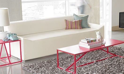 BluDot Furniture Modern Sofa