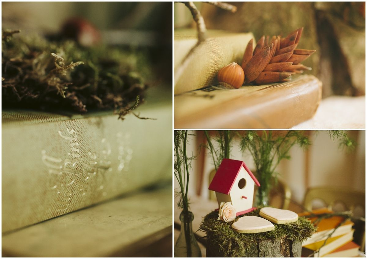 Birds of a feather u styled shoot a few simple ideas perfect for