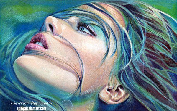 35 mind blowing colored drawings