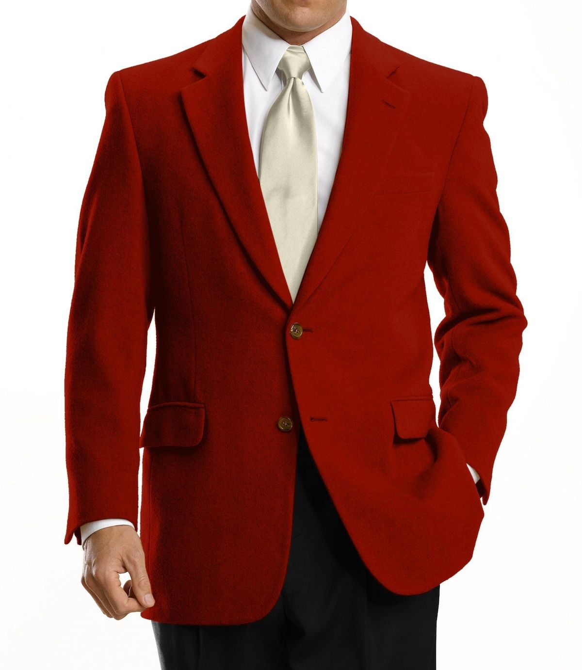 d44457174 Executive Collection Traditional Fit Camelhair Blazer CLEARANCE ...