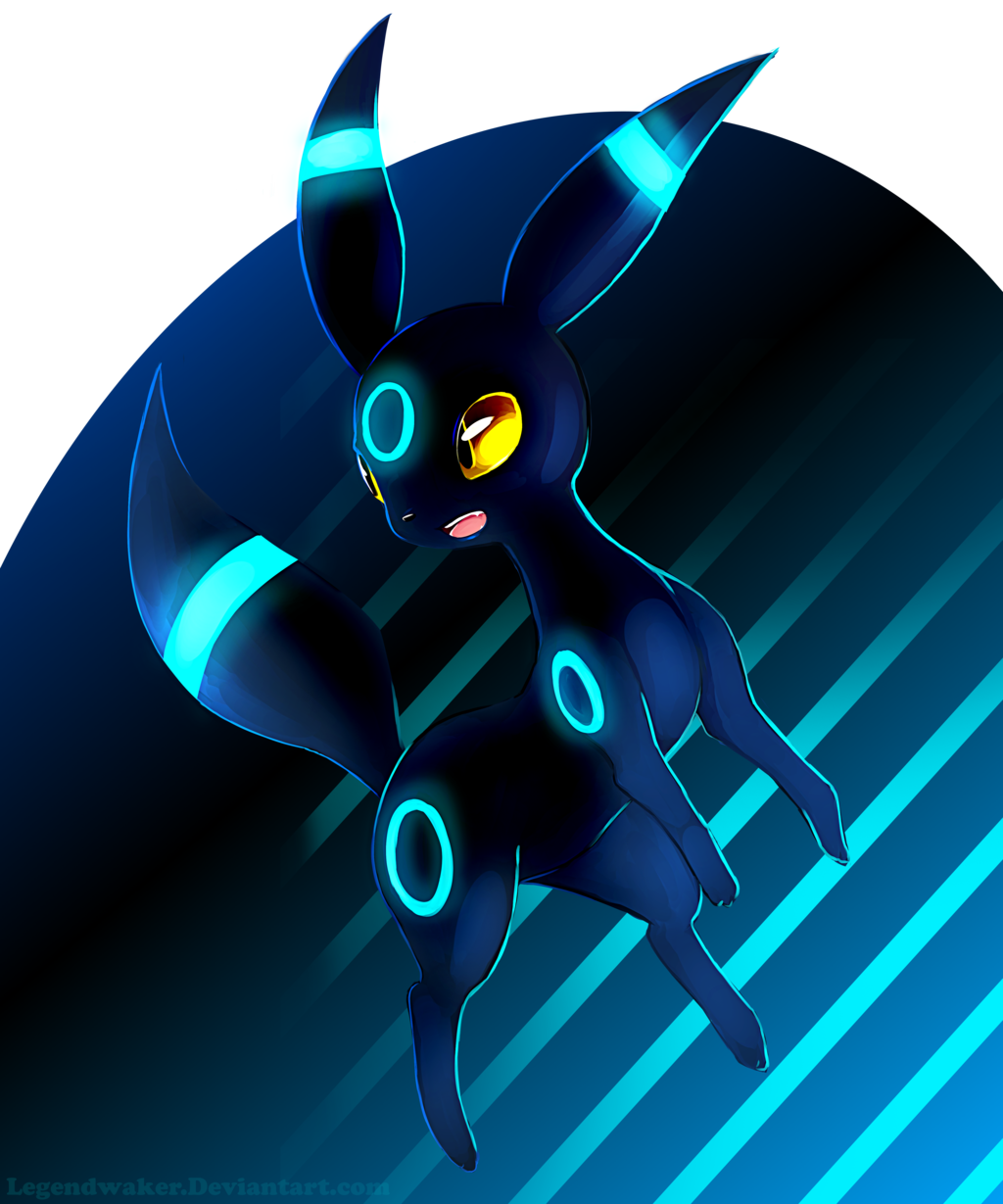 Shiny Umbreon By LegendWakerdeviantart On DeviantART