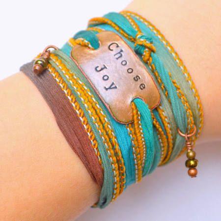 choose joy bracelet - Google Search