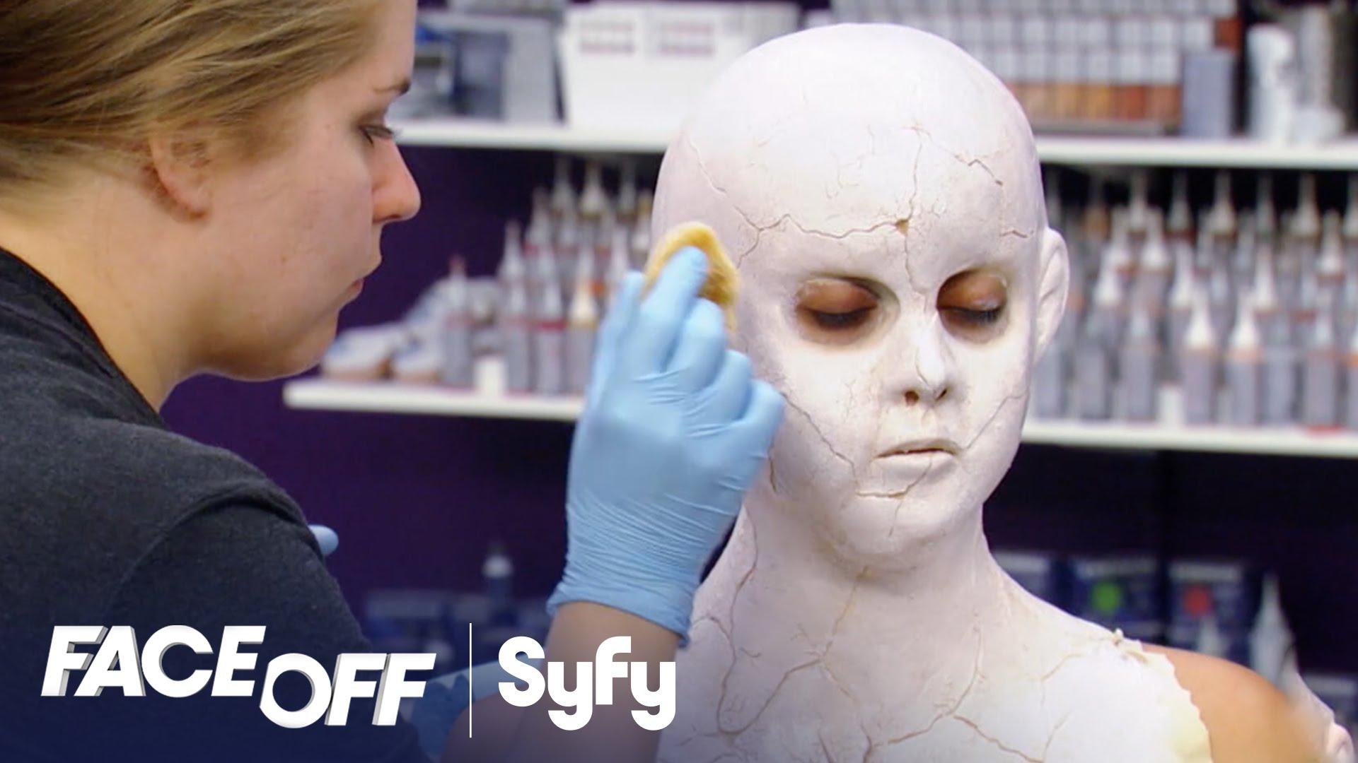 Face Off Sneak Peek: S8E12 'Deadly Dolls' | Syfy
