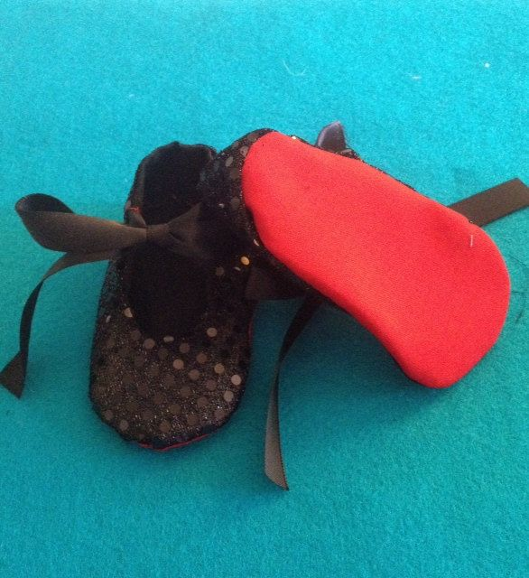 3b59e52f916 christian louboutin inspired baby shoes