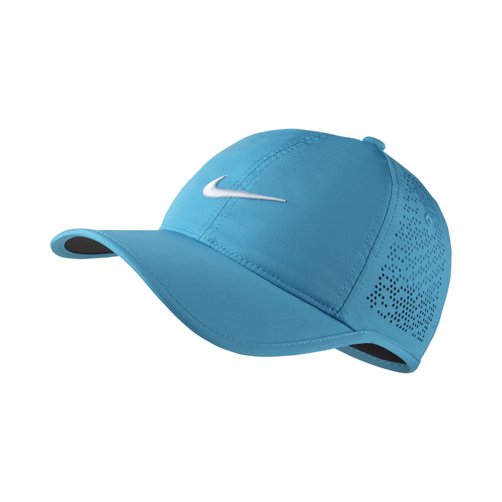 f4b75d2fb1d Nike Perforated Women s Adjustable Golf Hat (