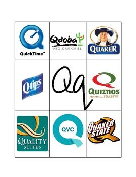 These colorful abc charts use logos and other environmental print from the real world that students will see on  daily basis great for making connections also abcs freebie language arts pinterest rh