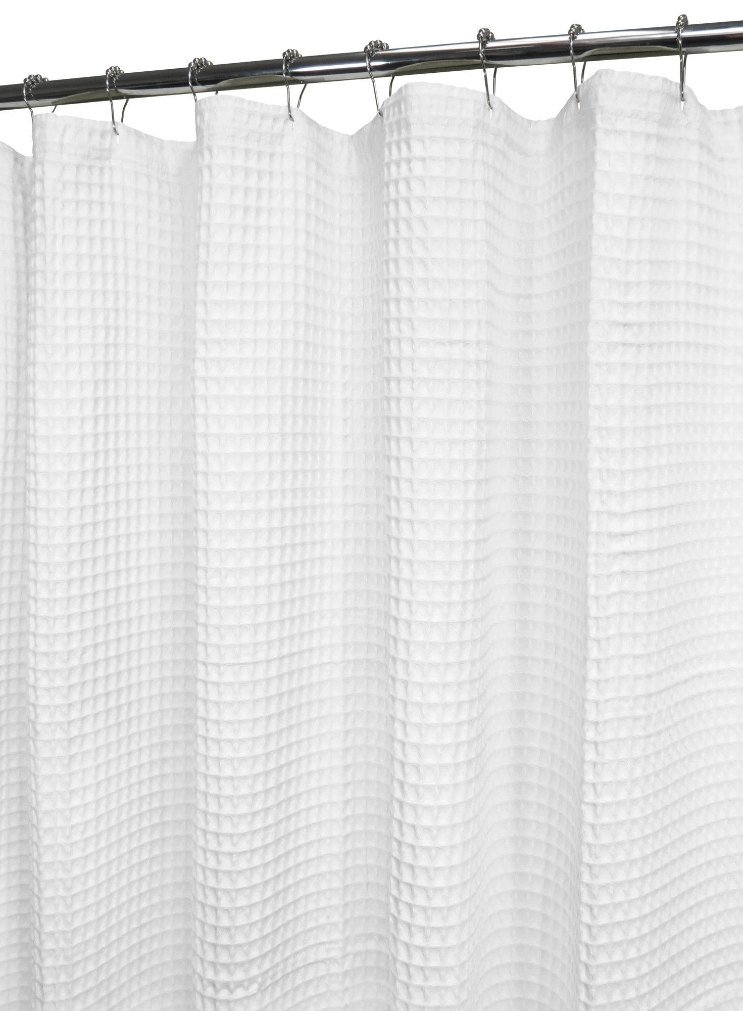 Escondido 100% Cotton Ultra Spa Shower Curtain