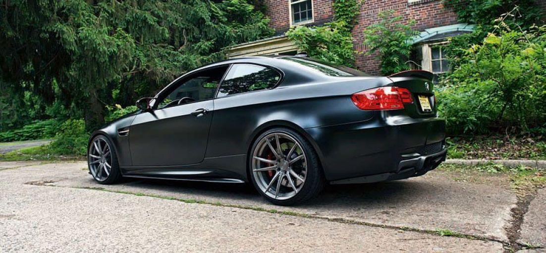 BMW M3 E92 Frozen-Black-Edition S65B40 ESS VT2-625