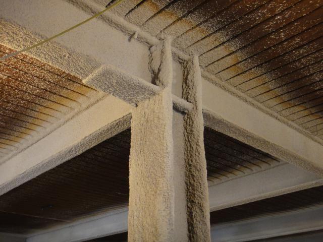 A Look At The Fireproofing Methods Used For Structural Steel Steel Beams Steel Beams