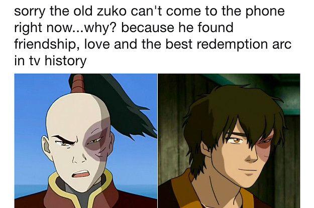 I'm Still Not Over Zuko's Redemption Arc On Avatar: The Last Airbender — BuzzFeed Oz #avatarthelastairbender