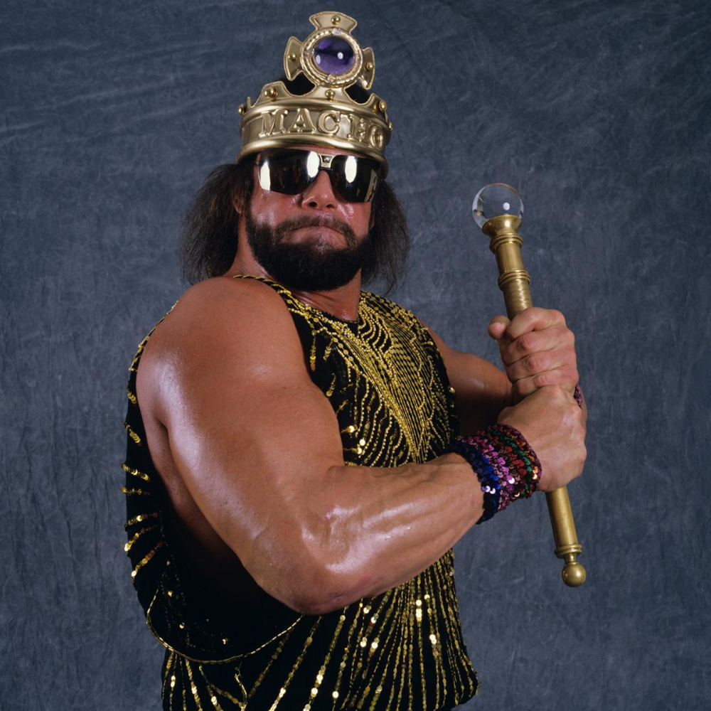 Photos Every King Of The Ring Winner Ever Macho Man Randy Savage Macho Man Famous Wrestlers