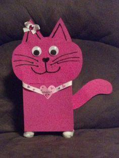 davvyns valentine box - Cat Valentine Box