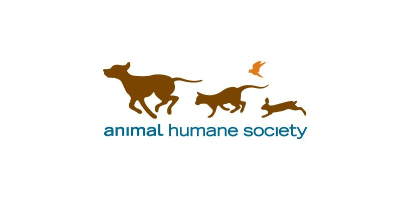Animal Humane Society Logo Humane Society Aggressive Dog Dog Training Aggression