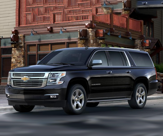 2017 Chevy Suburban Suv Premier Lt And Ls Trims With Price Range Chevrolet Suburban Chevy Suv Large Suv