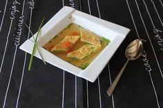 Parmesanschoberl Rezept Rezepte Lebensmittel Essen Und Suppeneinlagen
