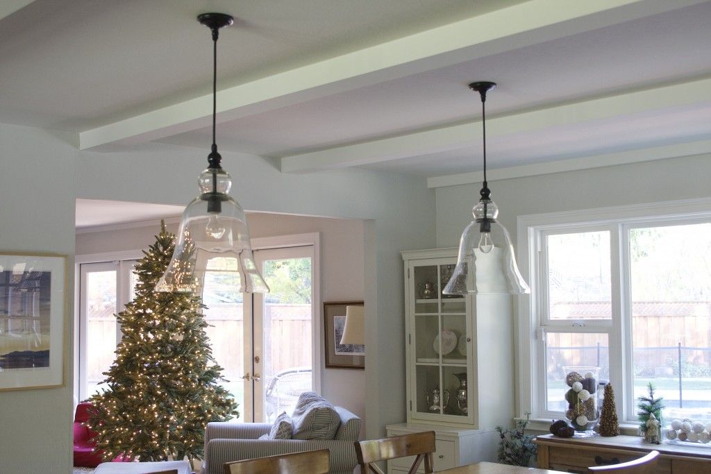 How To Clean Pottery Barn Rustic Pendant Lights Shorewood