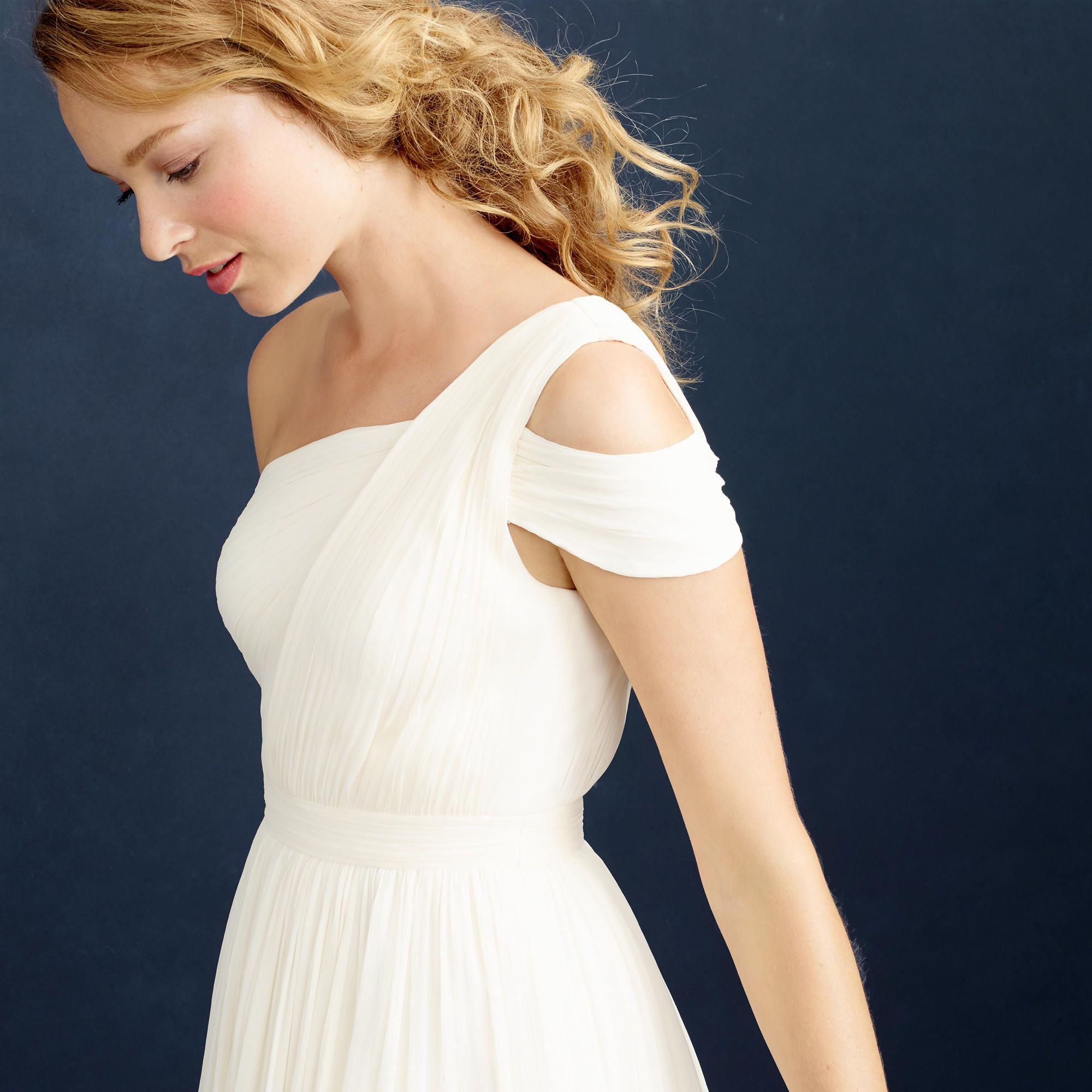 Jcrew wedding dress  Cara Grown  Style  Pinterest