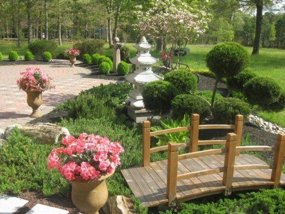 Comment cr er un jardin japonais id es et astuces plus for Conception jardin japonais