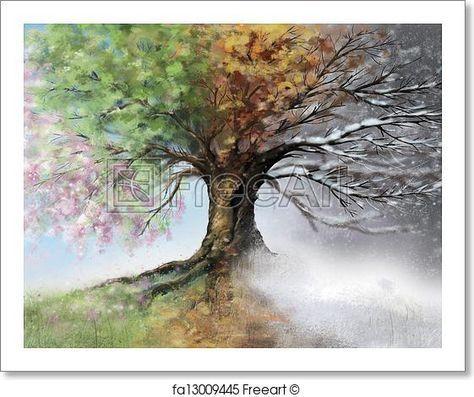 Free art print of Tree