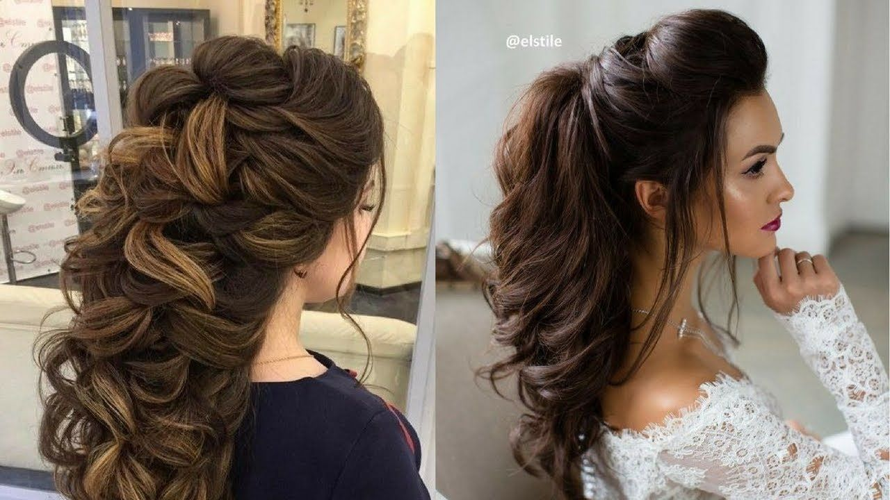 Latest Hair style  Ladies Hair style step by step Tutorials. #3