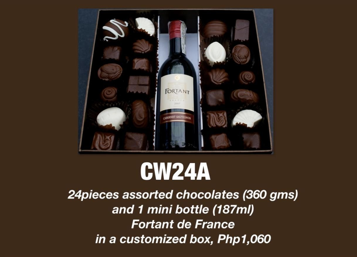 Gifts For The Principal Sponsors Chocolate Confections