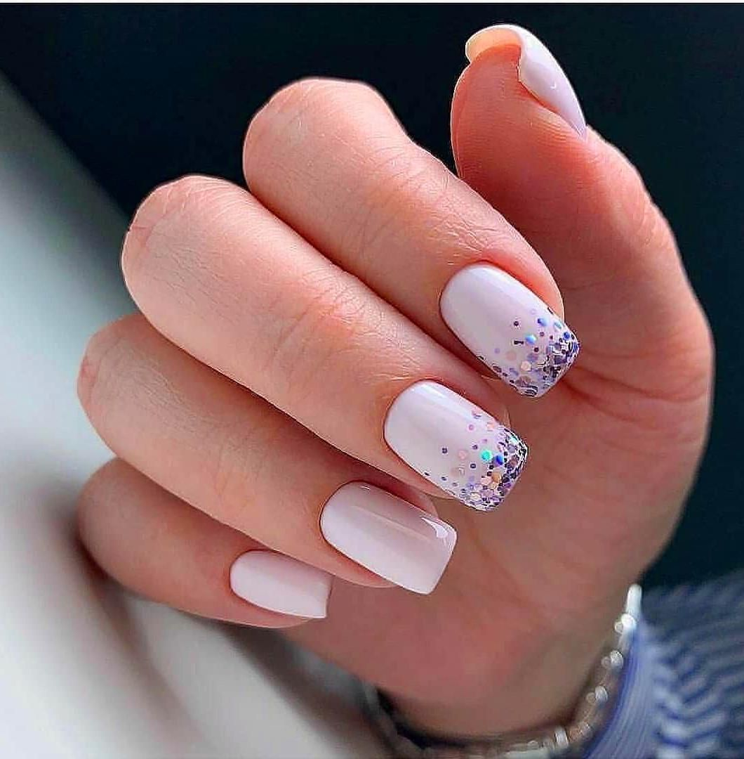 50 Simple Summer Square Acrylic Nails Designs In 2019 With Images