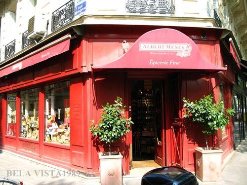 Albert Menes Fine Groceries, Paris
