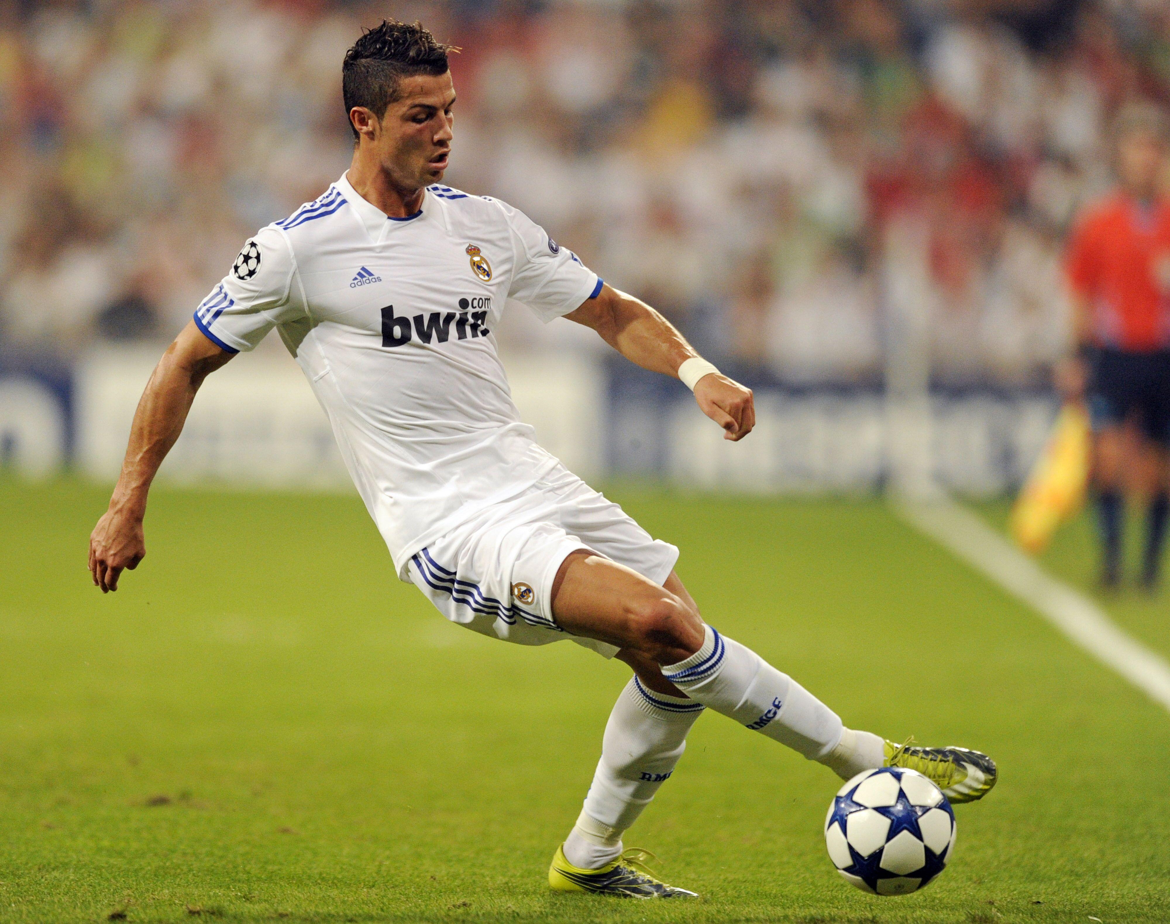 Real Madrid Wallpaper Hd Ronaldo