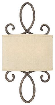 Hearst 2 Light Sconce Transitional Wall Sconces Ballard