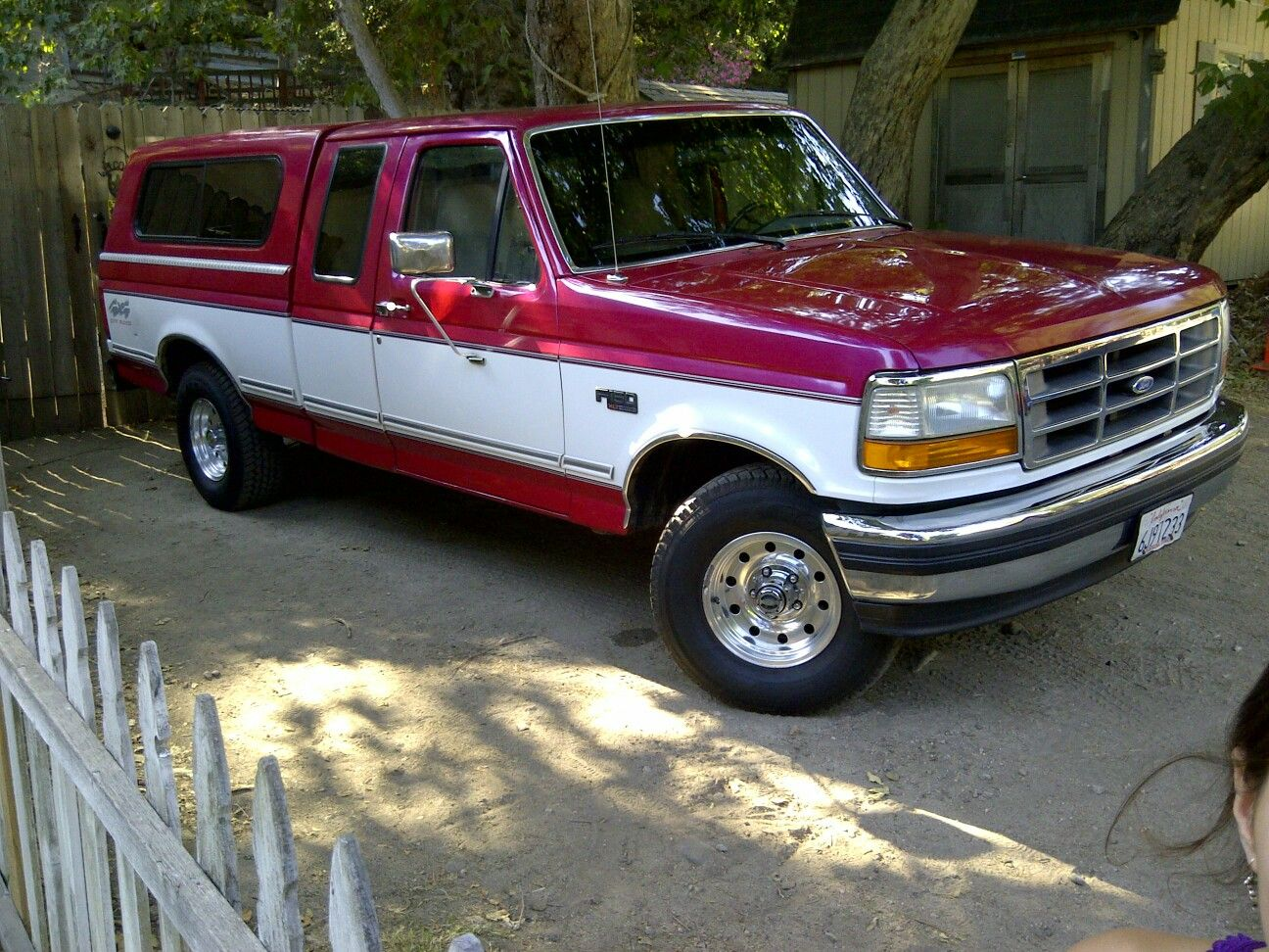 1995 Ford F150 4x4 (With images) Ford trucks, 1995 ford