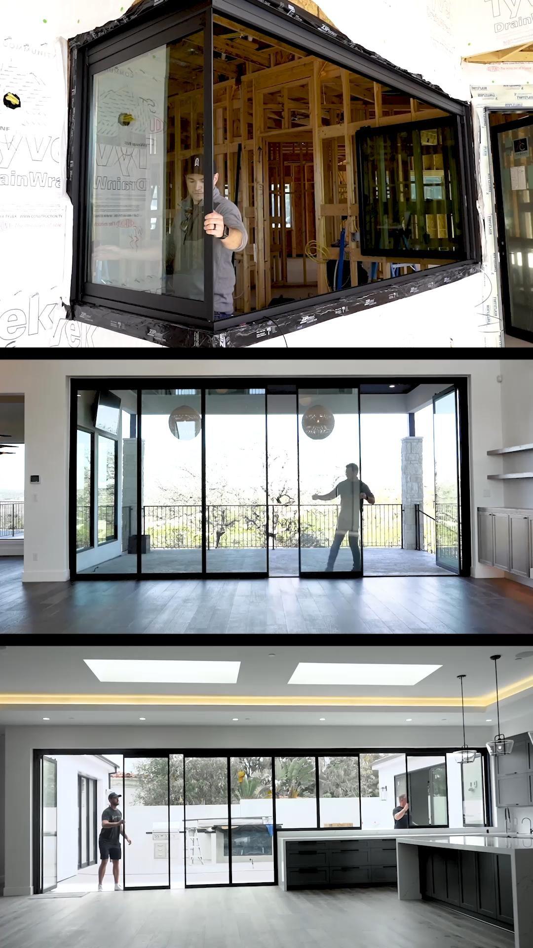 Indoor Outdoor Ideas Sliding Glass Door