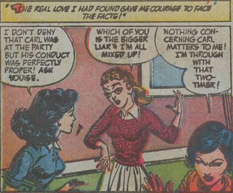 Pin On Romance Comics