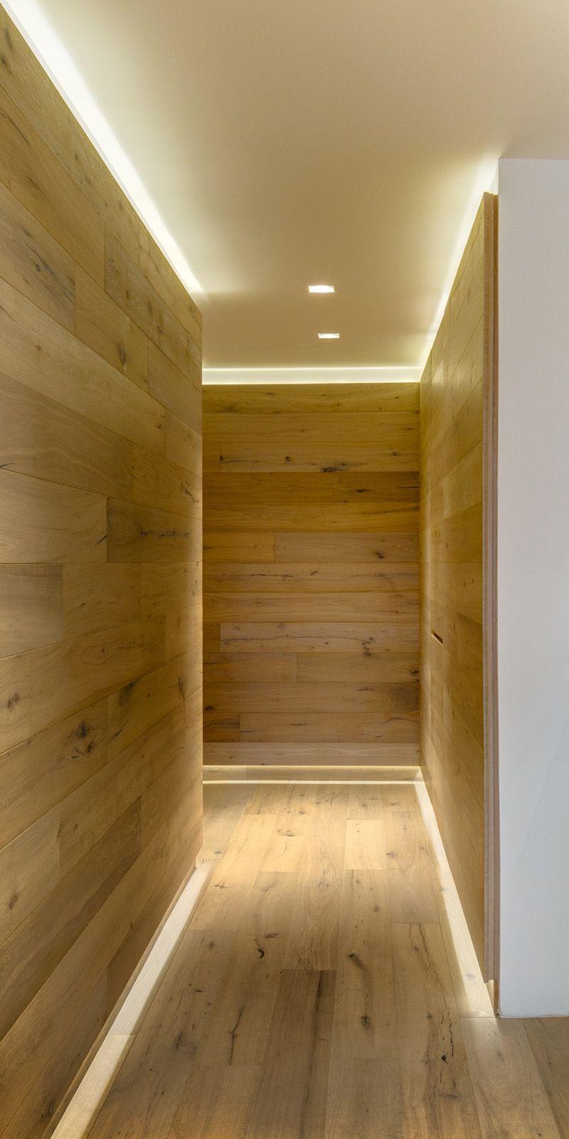 Archetonic Design The Interior Of An Apartment That Overlooks Mexico City Avec Images Maison D Architecture Eclairage Cache Maison Design
