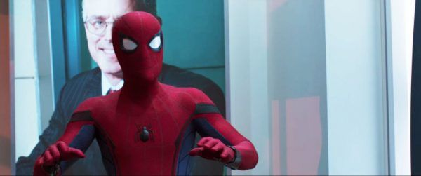 New International TV Spot Offers Some New Footage From SPIDER-MAN: HOMECOMING