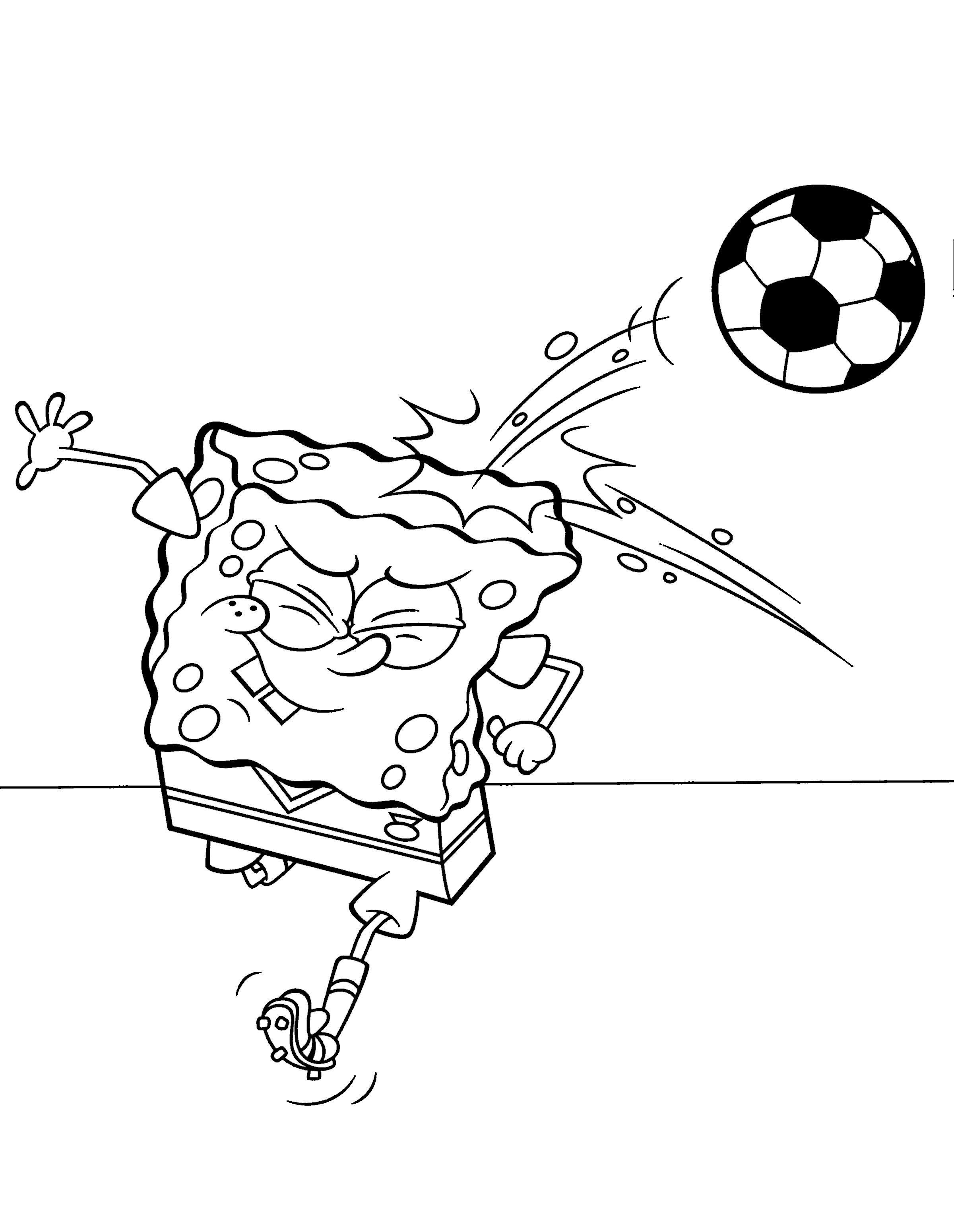 20 SpongeBob Ausmalbilder zum Ausdrucken-Ideen  ausmalbilder zum