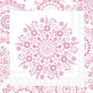 Lilly light rose Cocktail Napkins 240 ct
