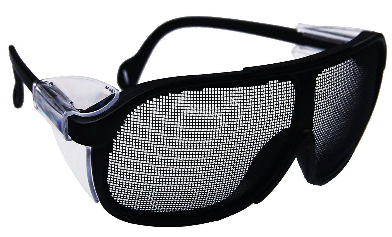 Greenstar 10259 mesh safety glasses x9103033 click