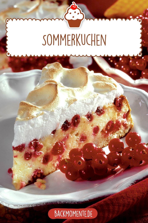 Kostlichen Sommerkuchen Selber Backen Rezept In 2020 Sommerkuchen Sommer Kuchen Kuchen