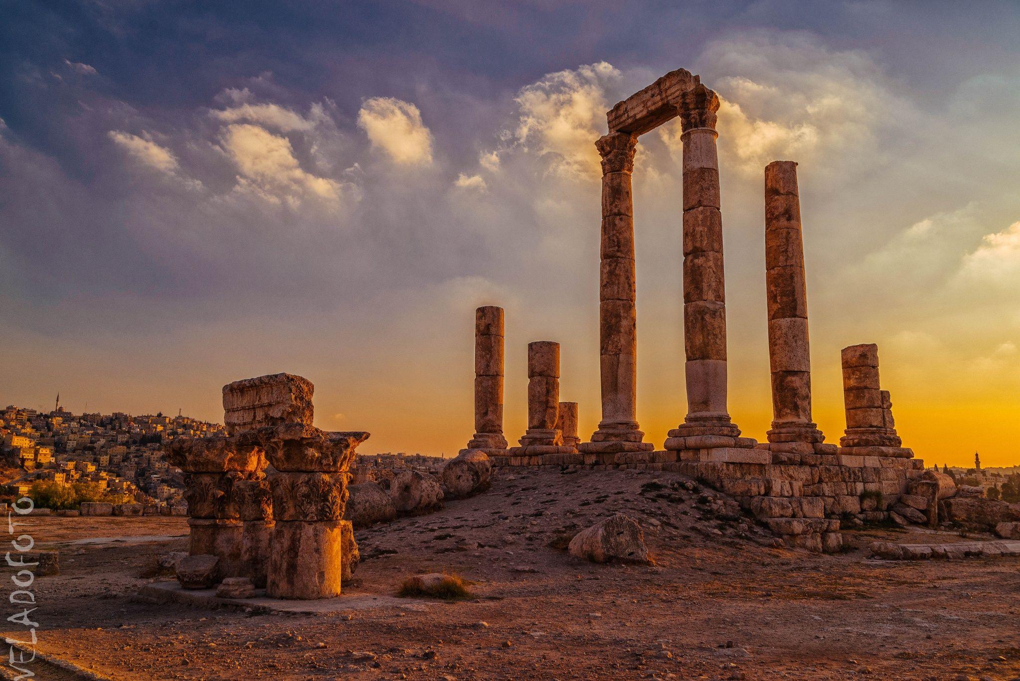 Amman (Templo de Hércules) - null