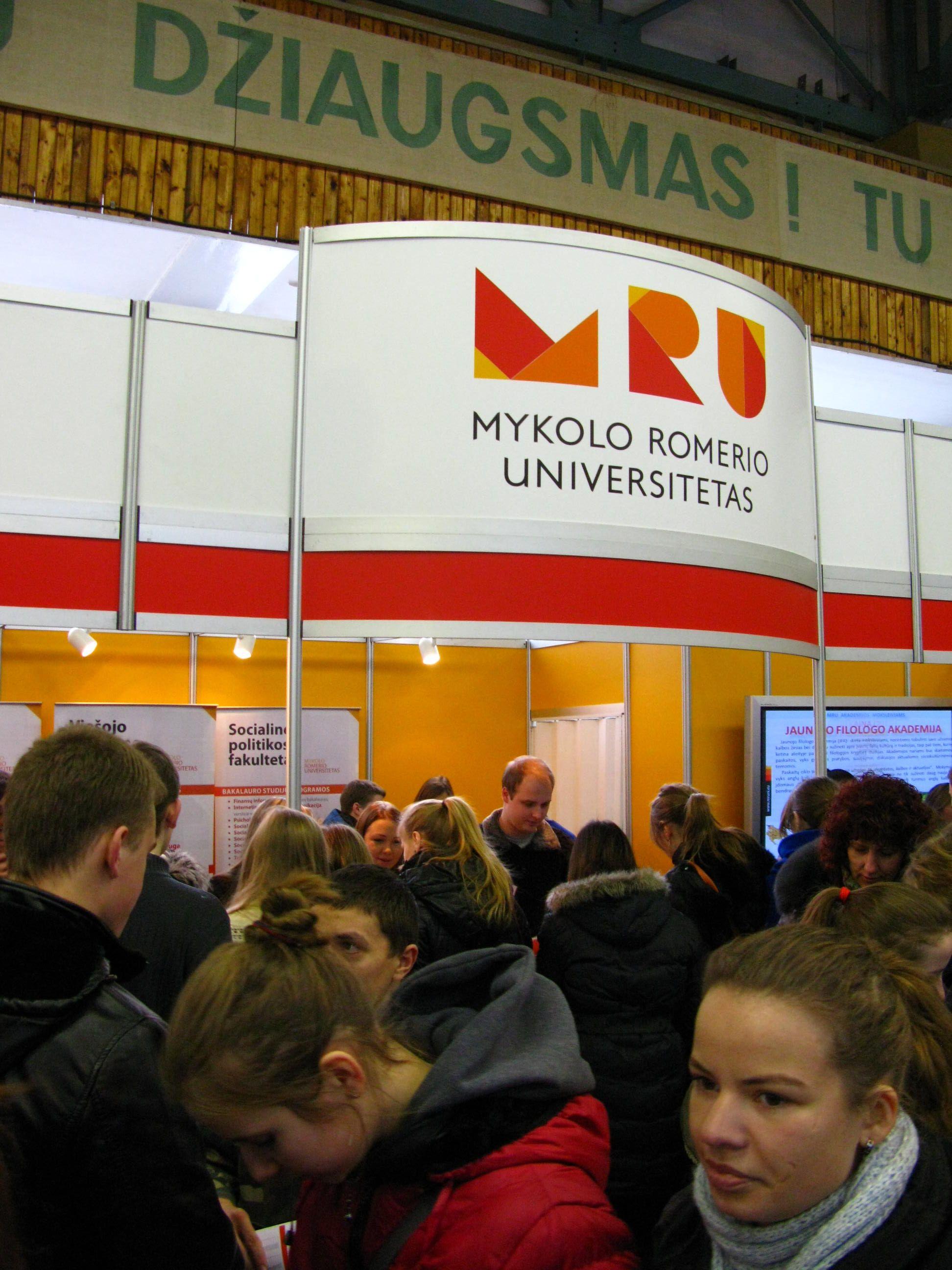 Kaunas Education Fair January 2013 Photo By Gintarė Parazinskaitė Education Fair Kaunas Education