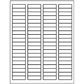 Free Avery Templates Return Address Label 80 Per Sheet