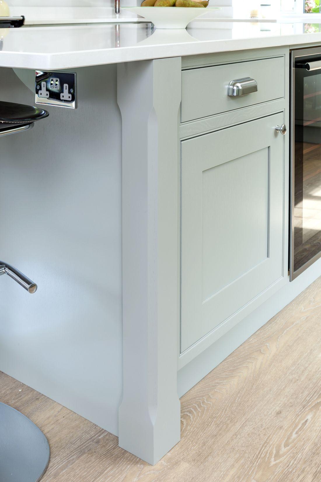 Inframe Lamproom Grey Oak Shaker | Maag Kitchens | Kjøkken ...