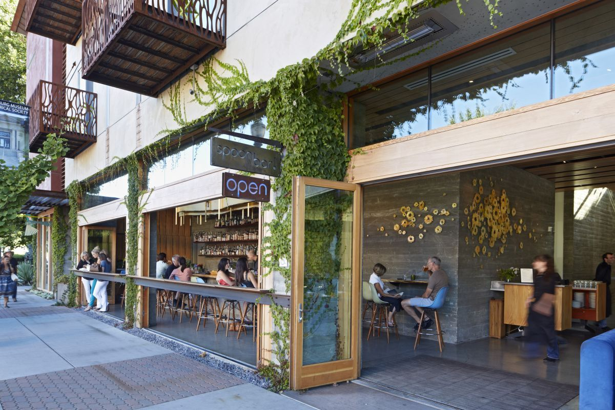 Makerspace outdoor google search commercial retail for Apartment makerspace