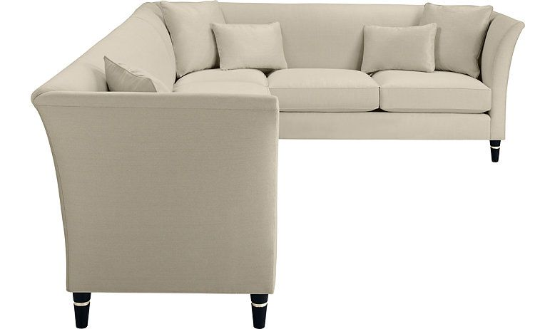 Vicomtesse Sectional By Jacques Garcia 6141 Baker